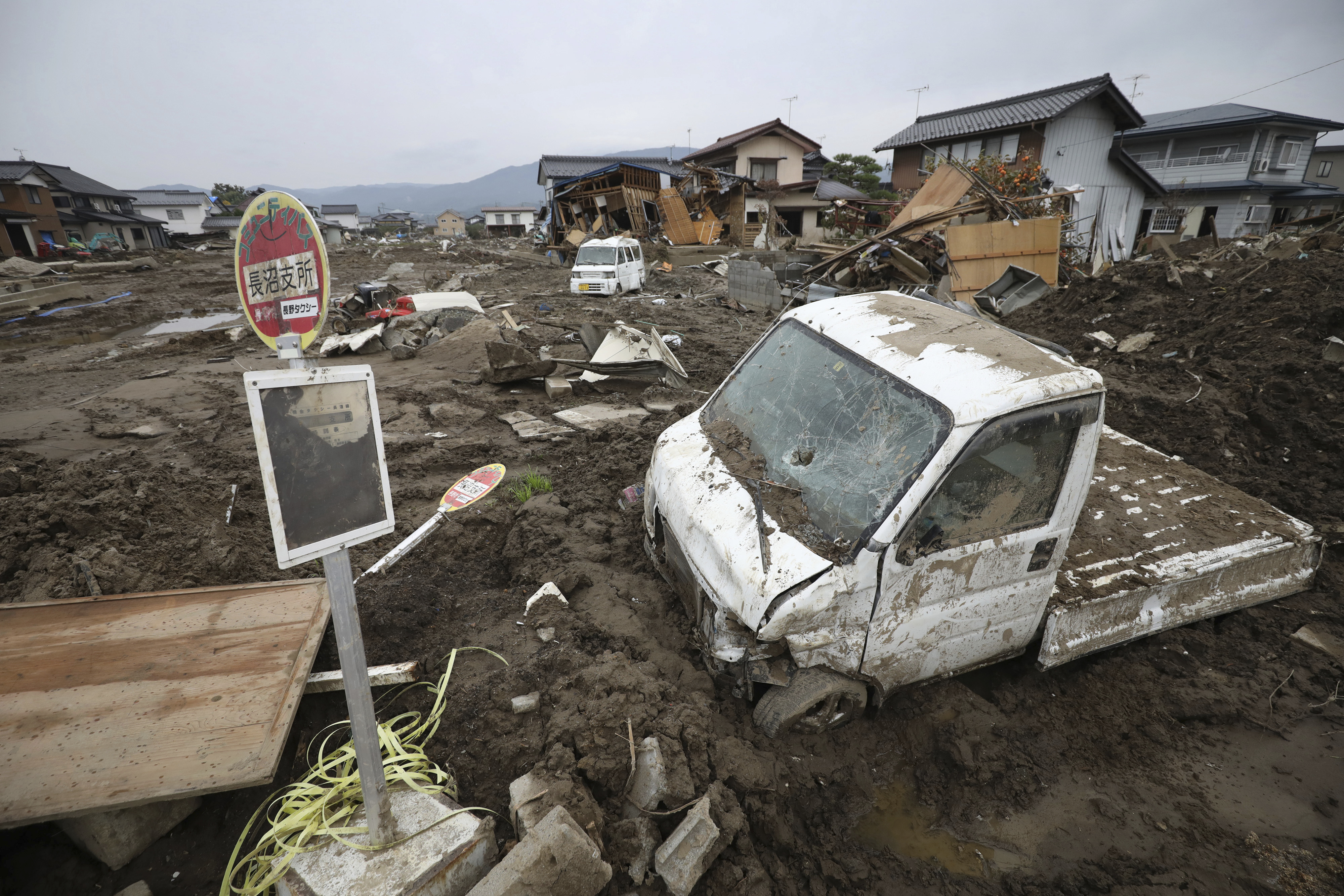 Second year of record tropical cyclone losses in Japan
