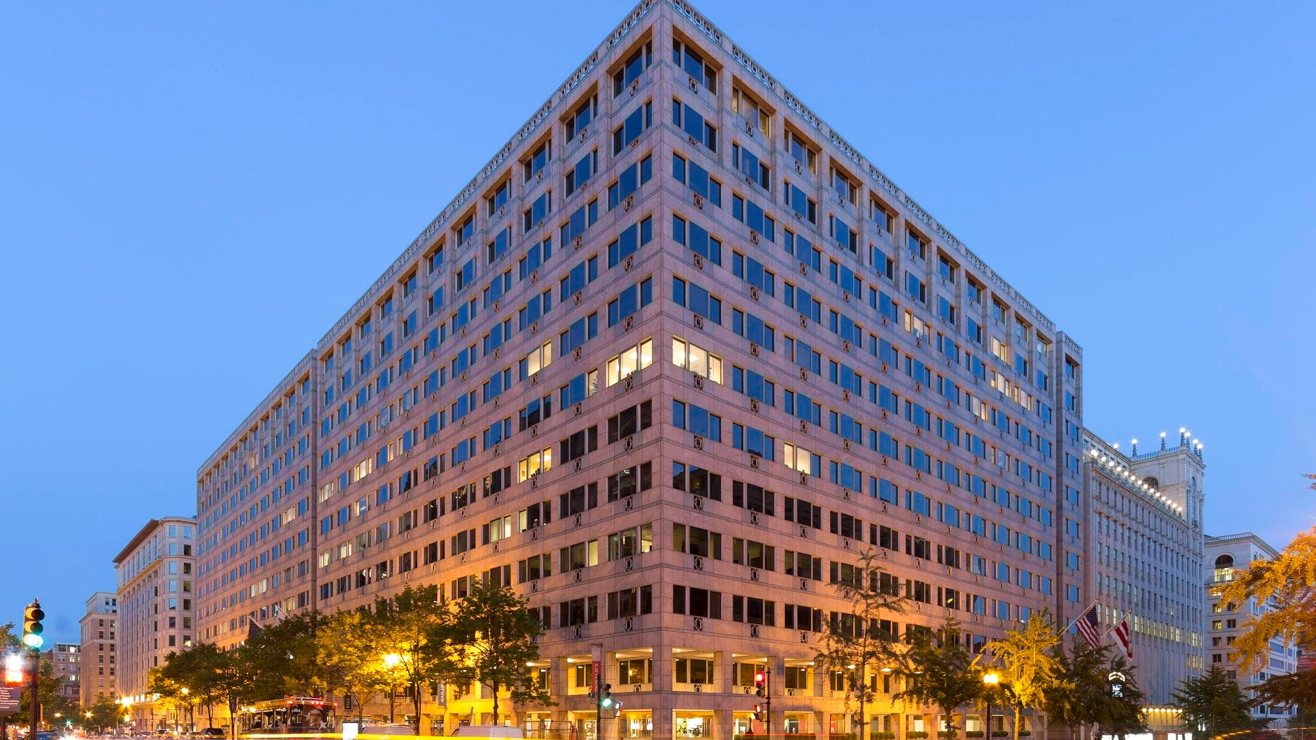 Columbia Square, Washington – LEED-Gold-Zertifizierung