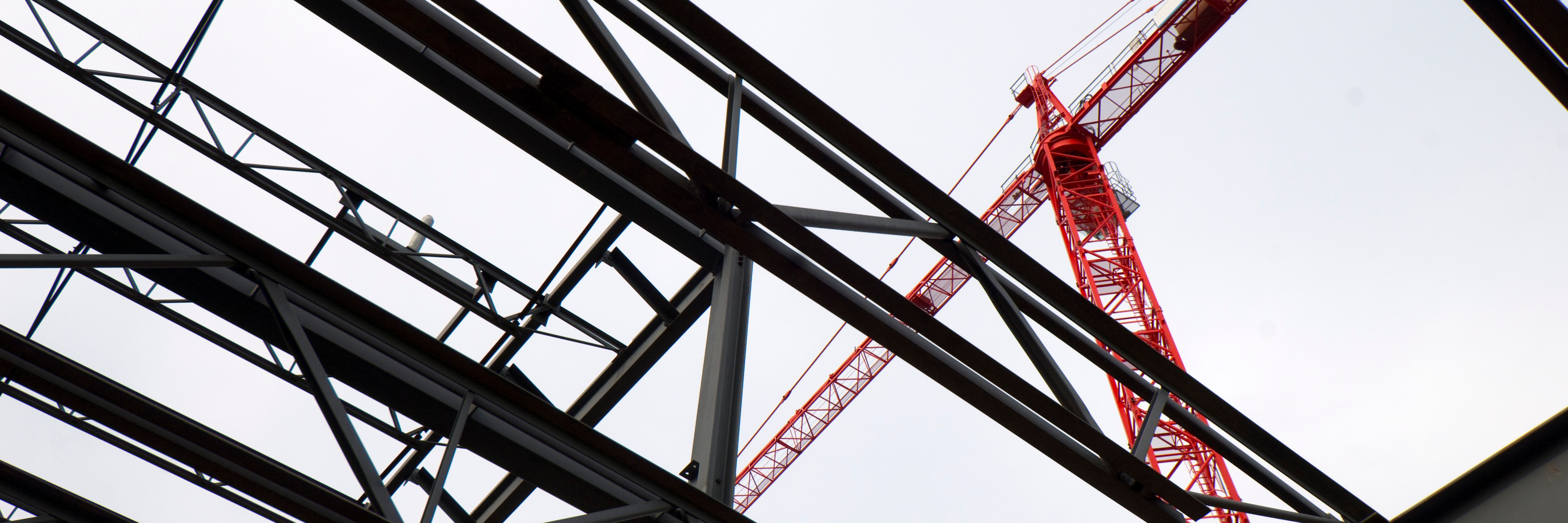 header image construction site