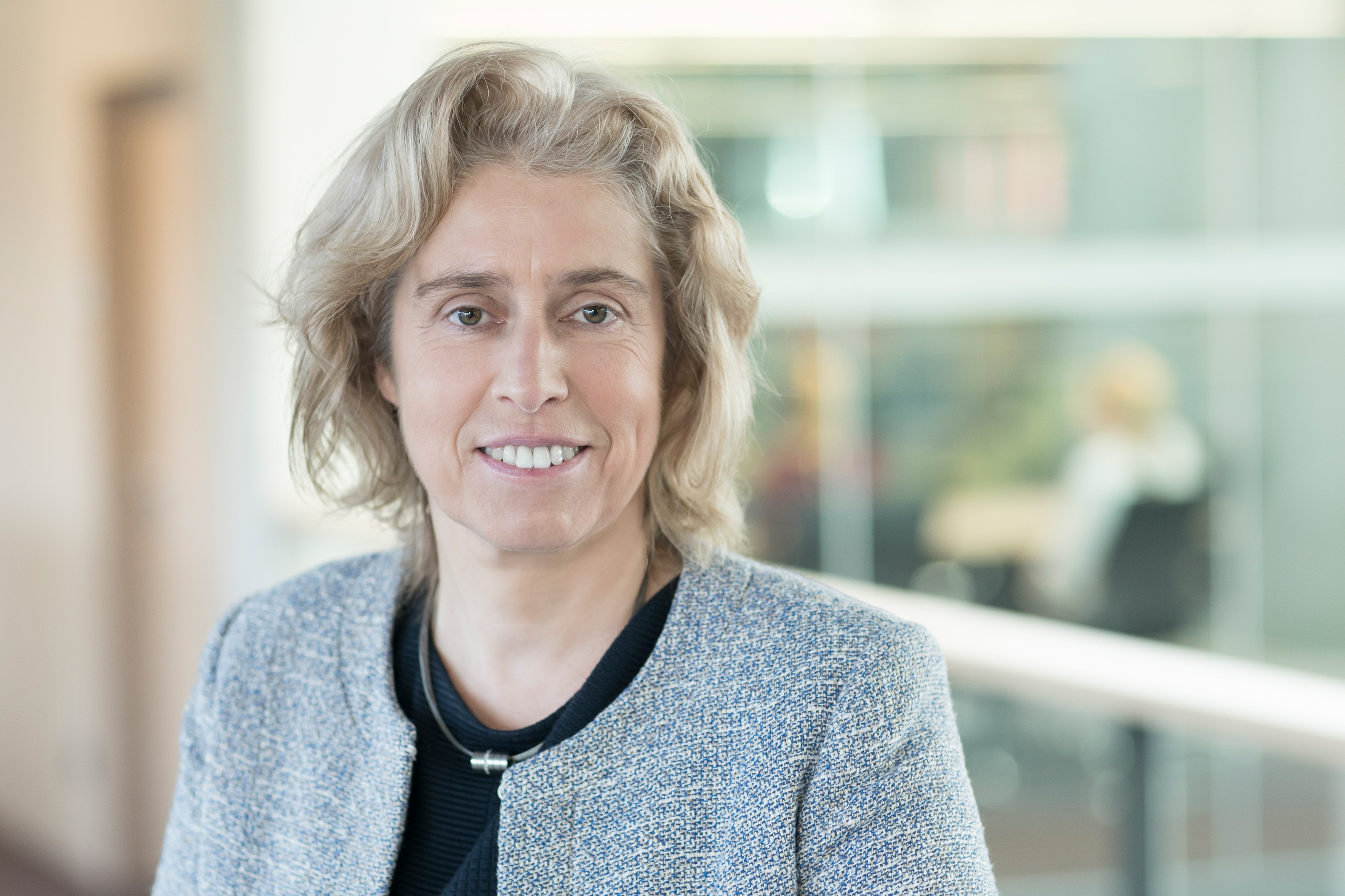 Dr. Doris Höpke; Member of the Board of Management