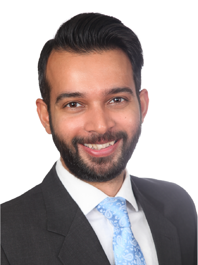 A photo of Zair Kamal, Treaty Product Manager and Cyber Expert for HSB Canada