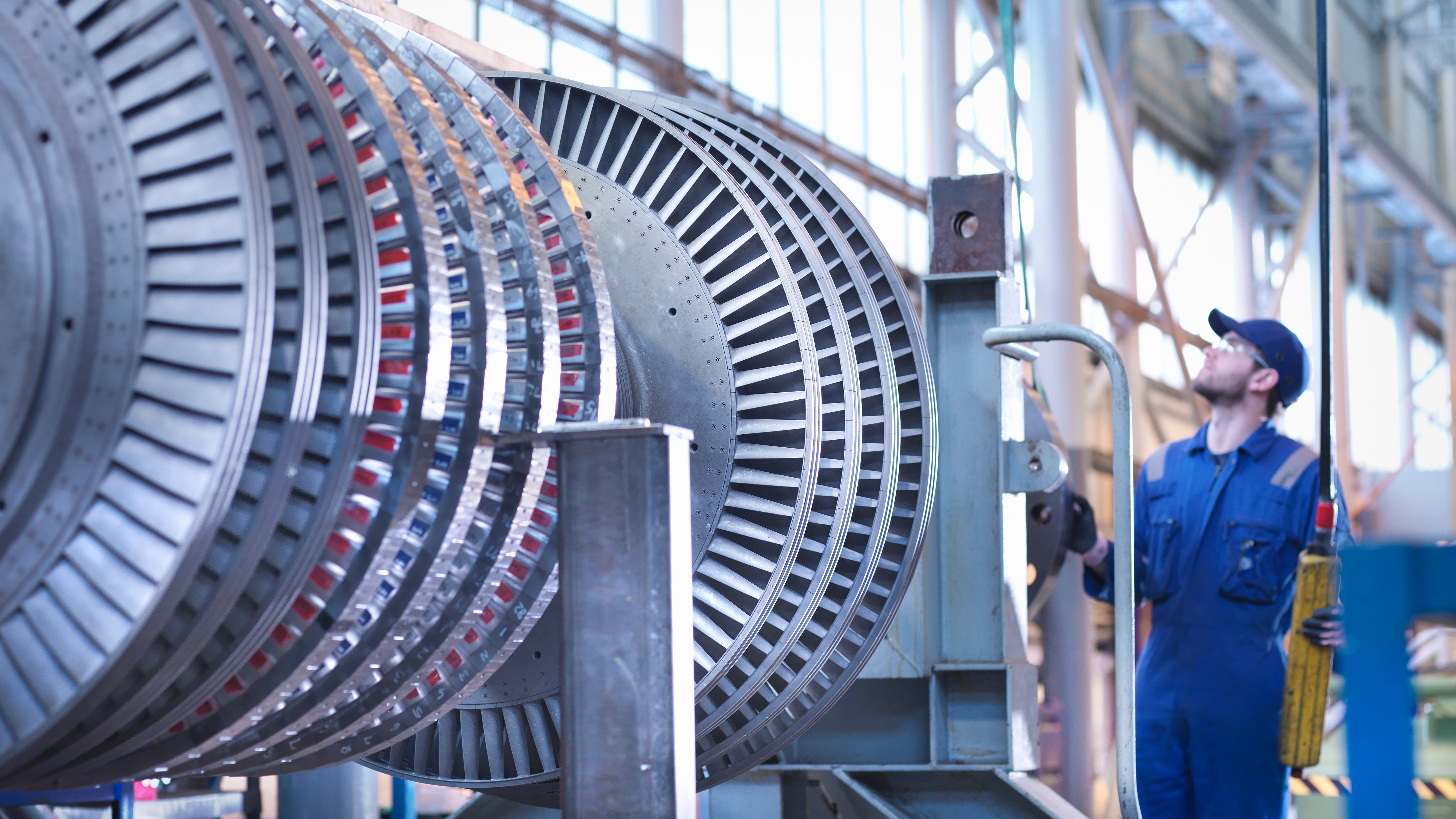 High pressure steam turbine