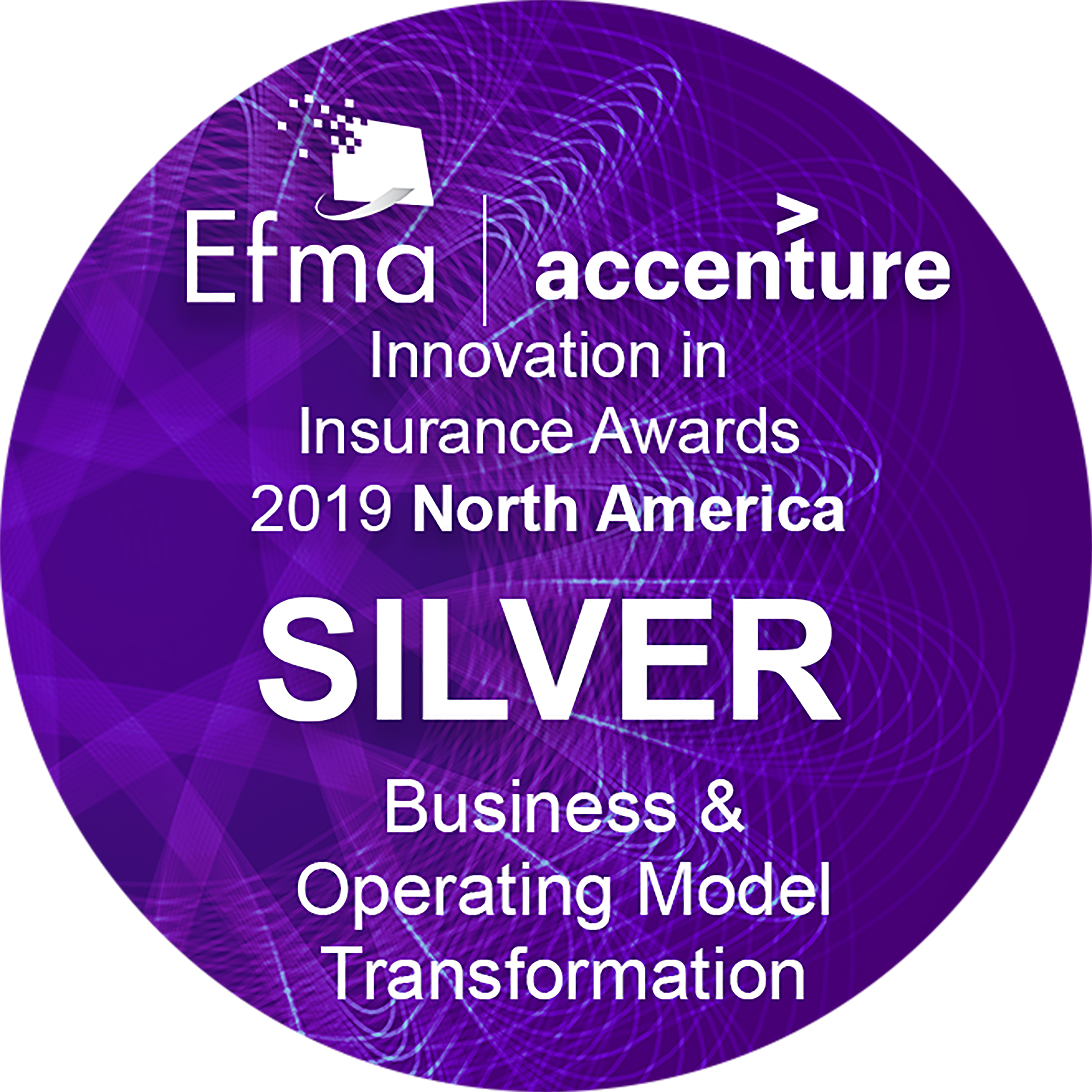 Efma-Accenture Innovation in Insurance Award logo