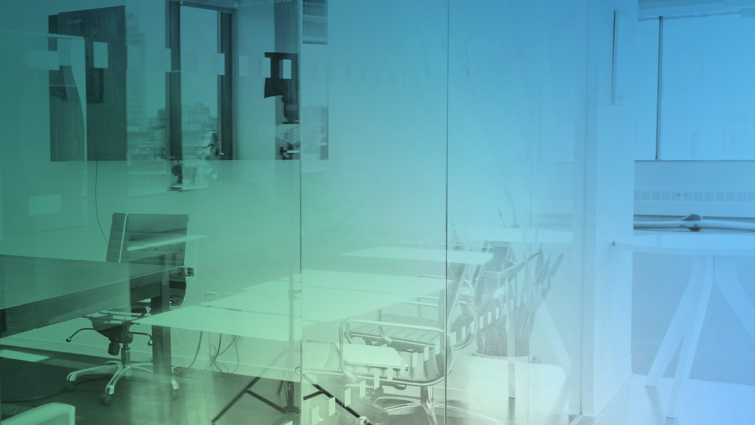 glass office, overlay, abstract