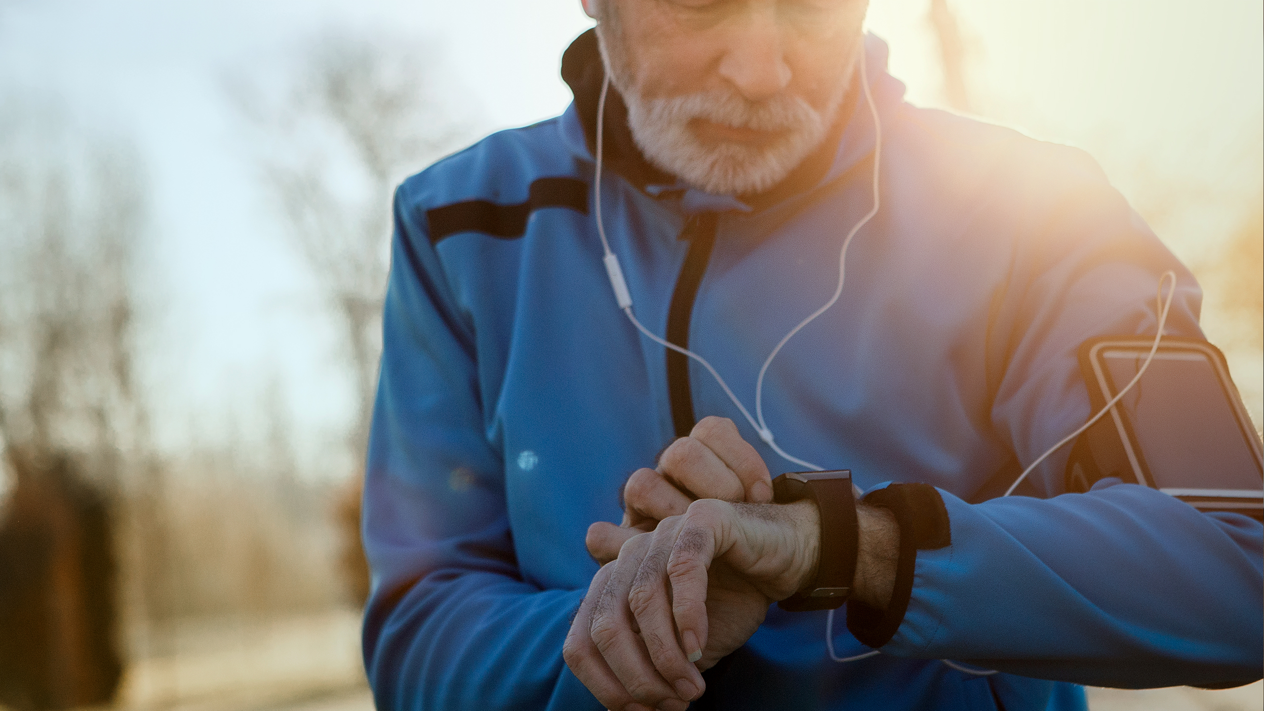Stratifying Mortality Risk Using Physical Activity as Measured by Wearable Sensors Header Image