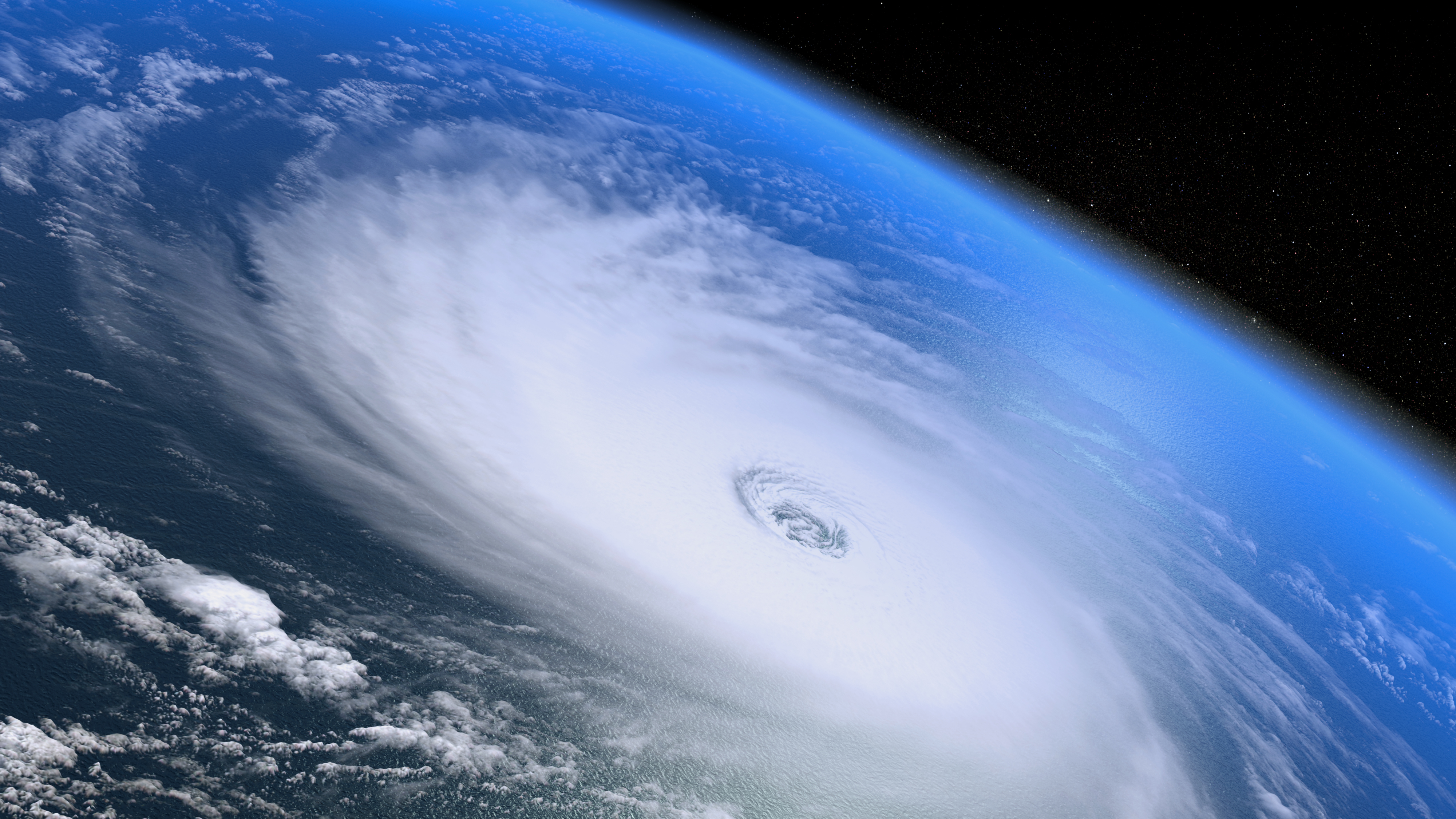 Hurricanes, typhoons and cyclones