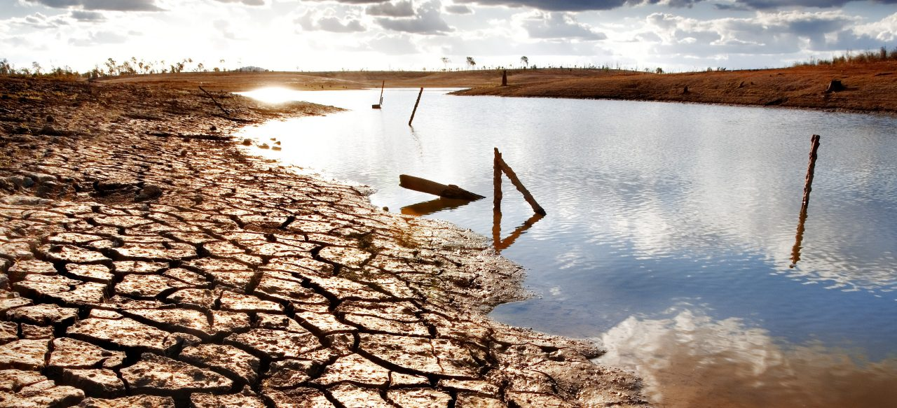 climate change and droughts