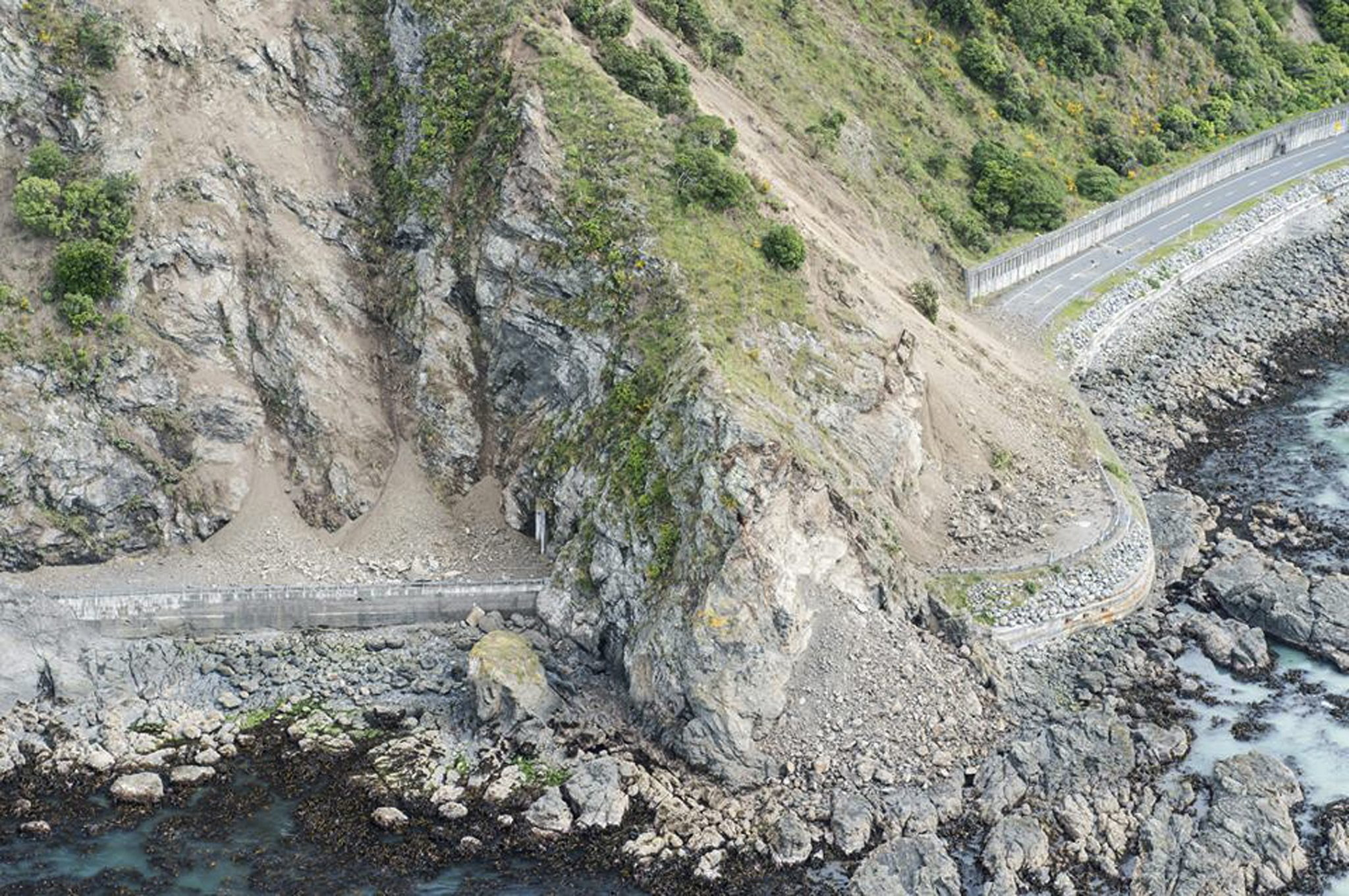 In mid-November, New Zealand was hit by its strongest earthquake in decades. At least nine different faults ruptured but, despite the magnitude of the quake, losses were limited.
