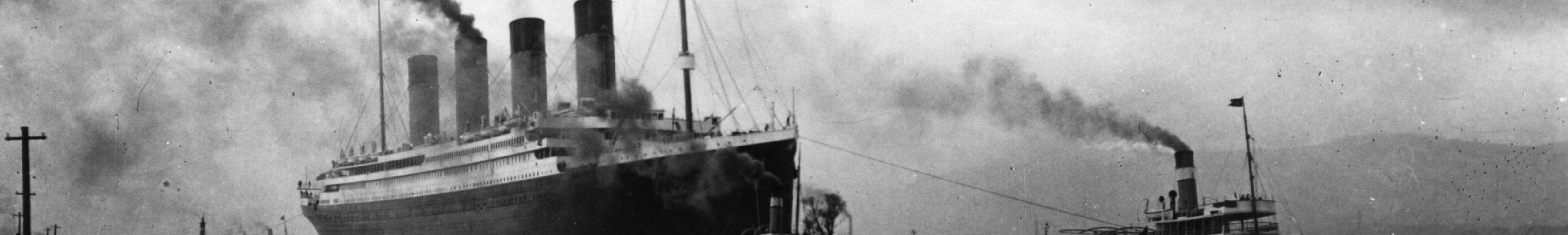 "15 April 1912: Following a collision with an iceberg, the ""unsinkable"" Titanic went down, with the loss of 1,500 lives. Even today, the sinking of the Titanic is considered one of the greatest maritime disasters of all time"