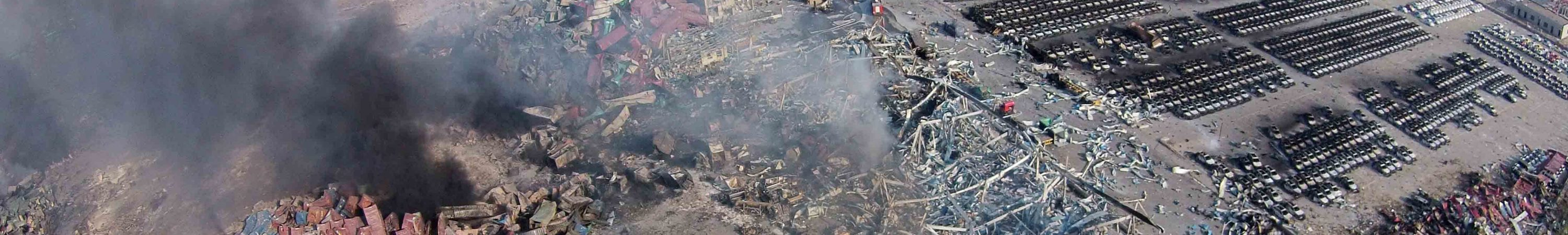 The explosion which struck the Chinese city of Tianjin in August 2015 was certainly not the first of its kind, but it was by far the most devastating. The improper storage of hazardous materials can result in explosions that cause enormous damage over a large radius.