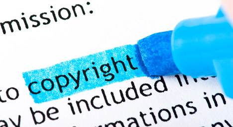 "The term ""intellectual property"" involves a number of different legal fields. In Germany, literary, scientific and art works are subject to copyright inherent in the work."
