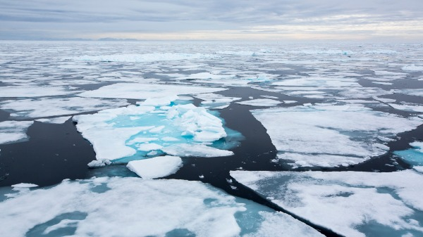 Are weather patterns changing because the Arctic is becoming warmer?