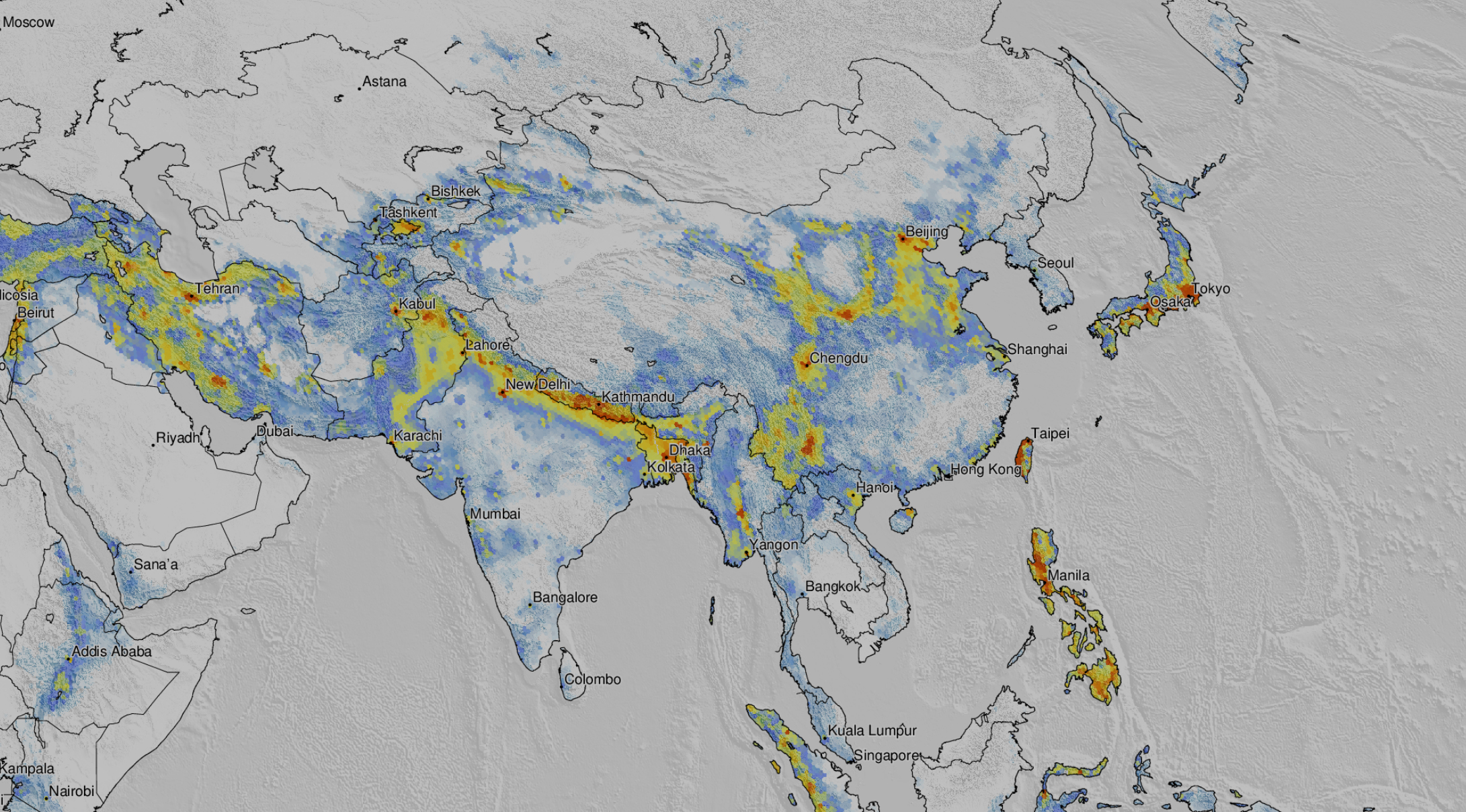 Global Earthquake Model - A milestone in earthquake risk assessment