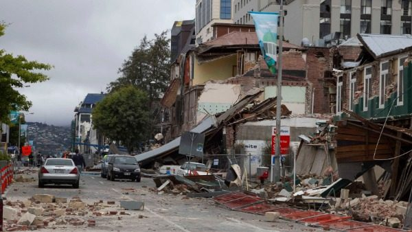 The 2010–2011 New Zealand earthquake sequence