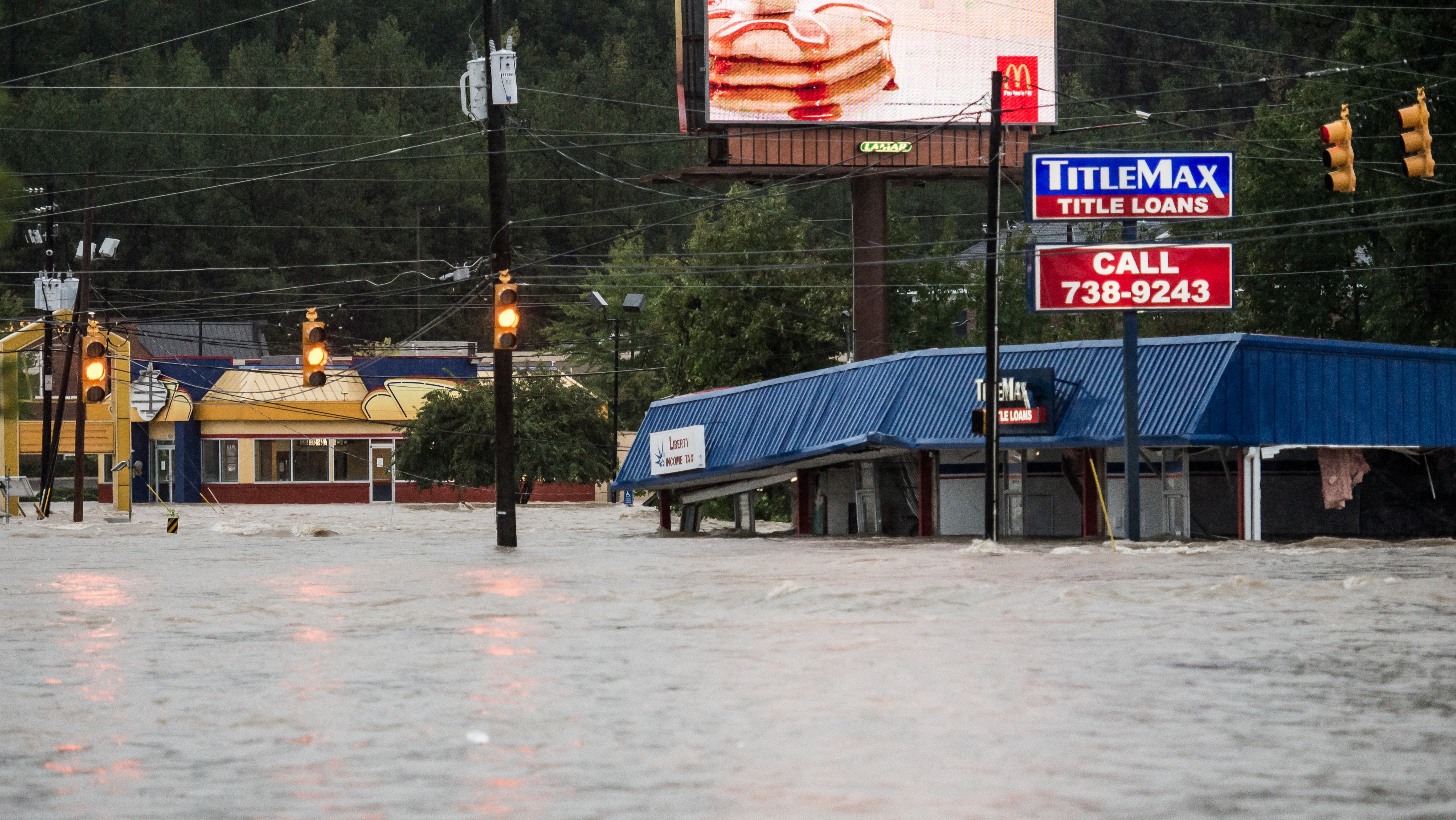 Lack of Flood Insurance Could Leave Small Businesses Underwater