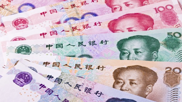 The renminbi - in the top league, but not yet in the Champions League