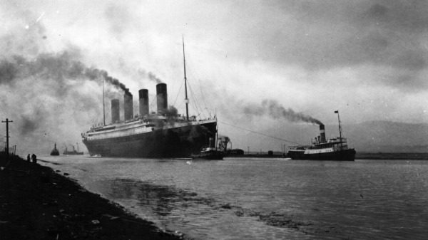 100th anniversary TITANIC